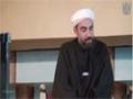 [03 Majlis] Islamic Nature and lifestyle - Maulana Farrokh Sekaleshfar - Safar 1437/2015 - English