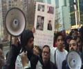 Sheikh Nimr Execution Protest NYC - Agha Ayleya Address - English