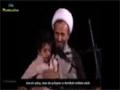 Azyaşlı uşaq İlahiyyatçının sözünü kəsərsə... - Farsi Sub Azeri