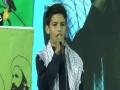 [Himayat Mazloomin Conference] Tarana: Br Shahrukh - 20 Feb 2016 - Urdu