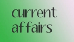 CurrentAffairs