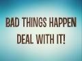 Bad Things Happen; Deal With It! | Agha Alireza Panahian | Farsi sub English