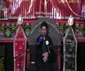 6th Majlis Muharram 1438 Hijari 2016 Yad-E-Imam Hussain As Ayatullah Syed Aqeel Al Gharavi at Babul Murad Centre London