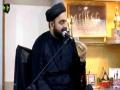 [Ashra-E-Majalis-(04)] Ayyame Fatimiyya 2017   Topic: Khutba e Fadak   H.I Moulana Muhammad Ali Naqvi  - Urdu