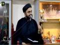 [Ashra-E-Majalis-(06)] Ayyame Fatimiyya 2017   Topic: Khutba e Fadak   H.I Moulana Muhammad Ali Naqvi  - Urdu