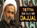 The Fitna More Severe Than Dajjal | Agha Alireza Panahian | Farsi sub English