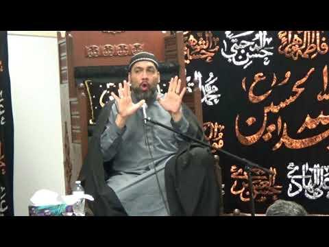 Maulana Syed Asad Jafri - Complete Submission to Allah - Majalis [4/5] - English