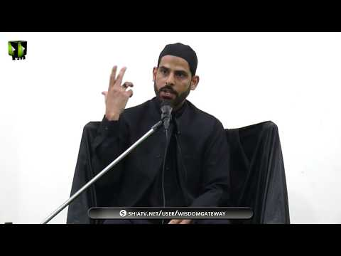 [Majlis 1] Khitaab: Moulana Mubashir Zaidi   Topic: Aaima (as) Markaz-e-Hidayat   Ayaam-e-Fatimiya (sa)