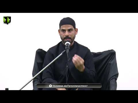 [Majlis 3] Khitaab: Moulana Mubashir Zaidi   Topic: Aaima as Markaz-e-Hidayat   Ayaam-e-Fatimiya (sa) 1439/2018