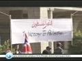 Viva Palestina convoy on the PressTV - English