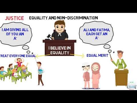 Adalah - Lesson 3 - Types of Justice - English