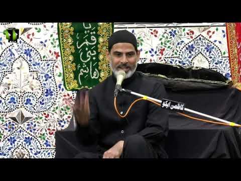 [03] Topic: قیامِ حسینی و سیرت نبوی   Moulana Mubashir Zaidi - Muharram 1440 - Urdu