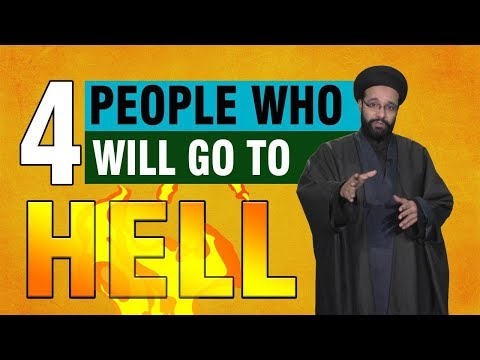 4 People who will go to Hell   One Minute Wisdom   English