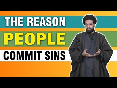The Reason People Commit Sins   One Minute Wisdom  English