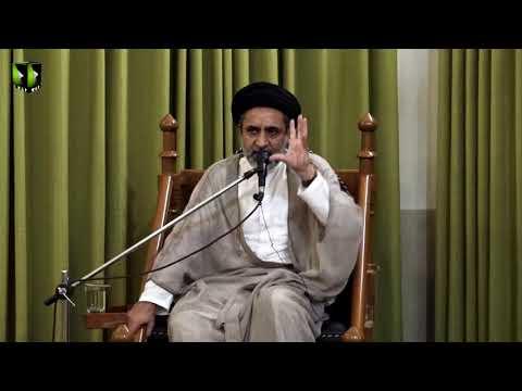 [Lecture 2] Topic:  امام زمانہ عج اور قرآن | H.I Muhammad Haider Naqvi | Mah-e-Ramzaan 1440 - Urdu