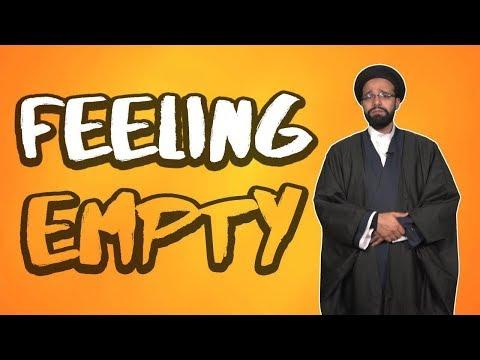 Feeling Empty   One Minute Wisdom   English