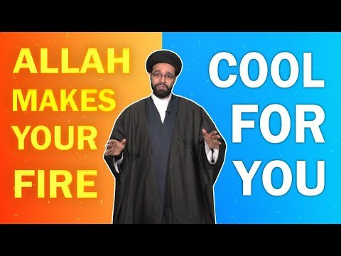 Allah will make your fire COOL for you   One Minute Wisdom   English
