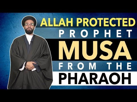 Allah Protected Prophet Musa from the Pharaoh   One Minute Wisdom   English