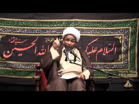 [Muharram 2019 Night 1] Topic:Truth,trial Triumph | Shaykh Usama Abdulghani English