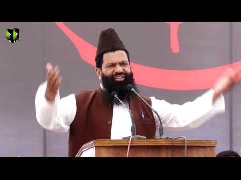 [Youm-e-Hussain as] Qazi Ahmed Noorani | Karachi University | Muharram 1441 - Urdu