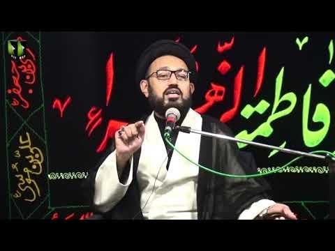 [Majlis] Topic: Imam Ali (as) Ke Nigah May Mutawazin Zindagi   H.I Sadiq Taqvi   Muharram 1441 - Urdu