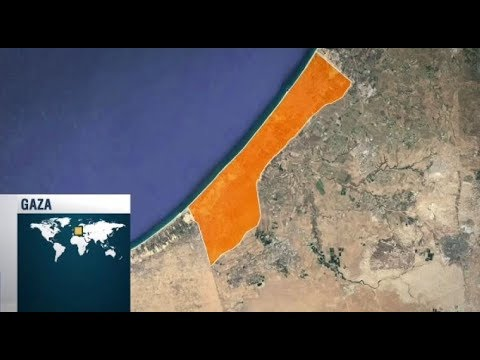 [01/11/19] Israel hits positions in northern Gaza Strip - English