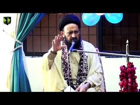 [Jashan e Sadiqain] Topic: Millad Kay Din Kiya Amal Anjaam Dain ? | H.I Sadiq Raza Taqvi - Urdu