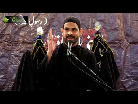 [Majlis 1] Topic: Wilaae Tarbiyat   Moulana Mubashir Zaidi   Ayaam-e-Fatimiya (sa) 1441 - Urdu