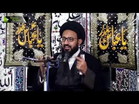 [Majlis 2] Topic: Quran o Ahlebait (as) Ke Nigah May Dosti Kay Usool   H.I Sadiq Raza Taqvi - Urdu