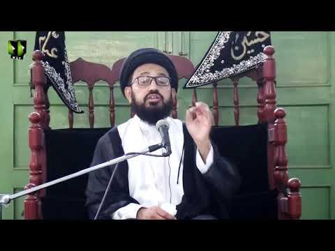 [Majlis 3] Topic: Quran o Ahlebait (as) Ke Nigah May Dosti Kay Usool   H.I Sadiq Raza Taqvi - Urdu