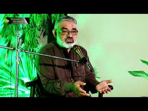 [Speech] یوم مستضعفینِ جہاں، ولادت باسعادت امام مہدیؑ | H.I Ali Murtaza Zaidi - Ur