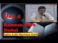 4th Ramzan 09 Dubai- Speech by Agha AMZaidi - Urdu