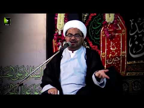 [Clip] Izzat -e- Nafs Or Takkabur   H.I Muhammad Raza Dawoodani - Urdu