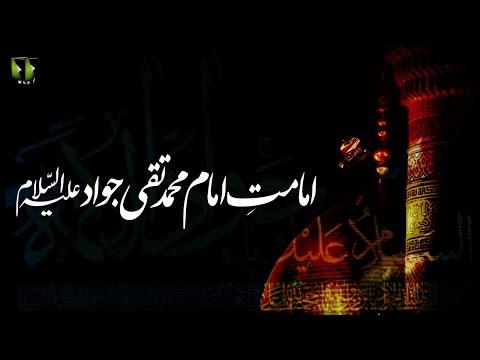 [Clip] Imamat -e- Imam Muhammad Taqi Jawad (as)   H.I Syed Zaki Baqri - Urdu