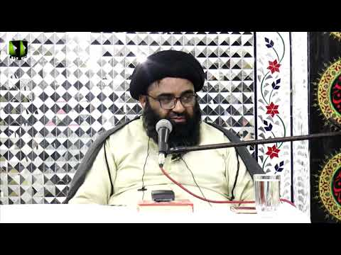 [Majlis] Maarfat -e- Dua -e- Arfaa   H.I Syed Kazim Abbas Naqvi - Urdu