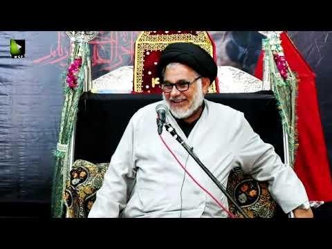 [Clip] Sahabi-e-Rasool (saww) Hazrat Abuzar Ghaffari (RA) | H.I Syed Hasan Zafar Naqvi - Urdu