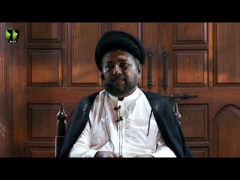 [Majlis] Barsi Shaheed Quaid Allama Arif Hussaini   Moulana Sajjad Hussain Rizvi   05 Aug 2020 - Urdu