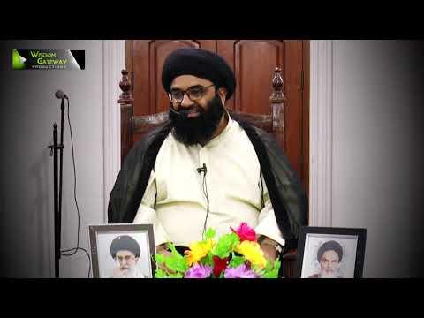 [Clip] Ilm Kab Faida Dayta Hai ?   H.I Kazim Abbas Naqvi - Urdu