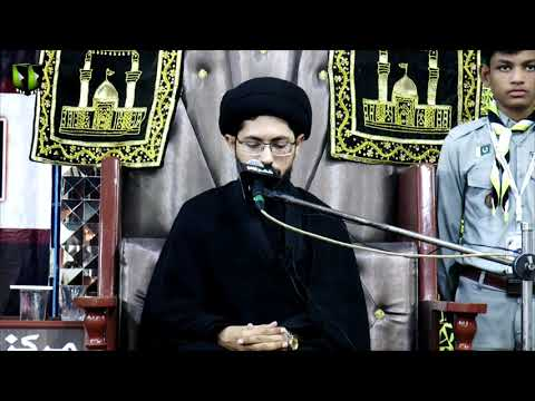 [4] Sifaat -e- Ahlebait (as) | Moulana Syed Farrukh Abbas Rizvi | Muharram 1442/2020 | Urdu