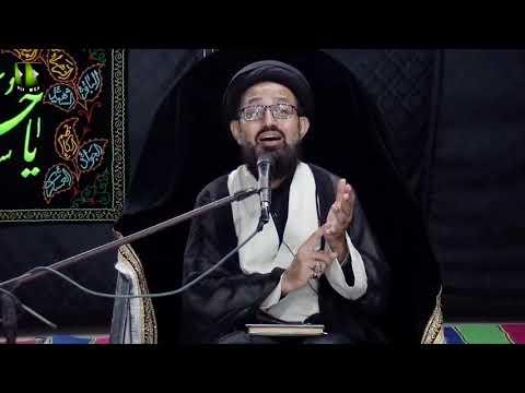 [Majlis] Imam Reza (as) Ke Nigah May Karbalae Zindagi Kay 5 Usool   H.I Sadiq Taqvi   Safar 1442   Urdu