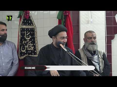 Shiyan e Ali (a.s) Ki Khasosiyat | حجّۃ الاسلام مولانا السیّد شہنشاہ حسین نق�