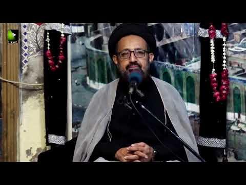 [Majlis] Topic: Nigah -e- Imam Hassan (as) May Rohani Zindagi Kay 5 Usool   Safar 1442/2020   Urdu