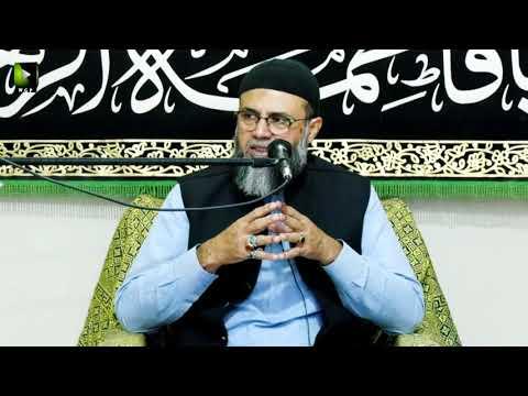 [Fikri Nashist]  Current Affairs - حالات حاضرہ   Moulana Ali Naqi Hashmi   08 November 2020   Urdu