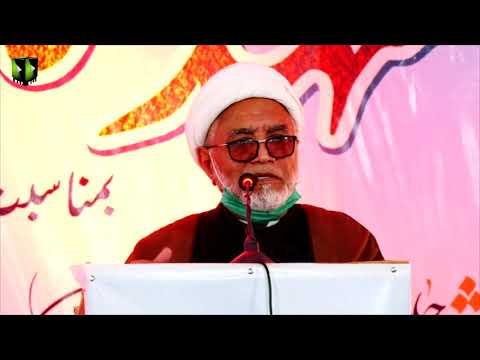 [Speech] Shohada Conference   H.I Mirza Yousuf Hussain   03 January 2021   Urdu