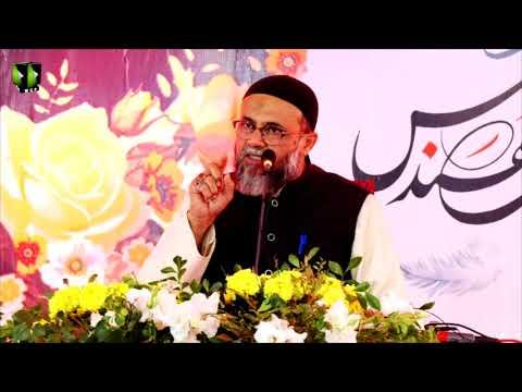 [Speech] Shohada Conference   Moulana Ali Naqi Hashmi   03 January 2021   Urdu