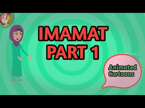 Imamat - Vicergerents of the Prophet   Kids Islamic Stories   Muslim   Kaz School   English
