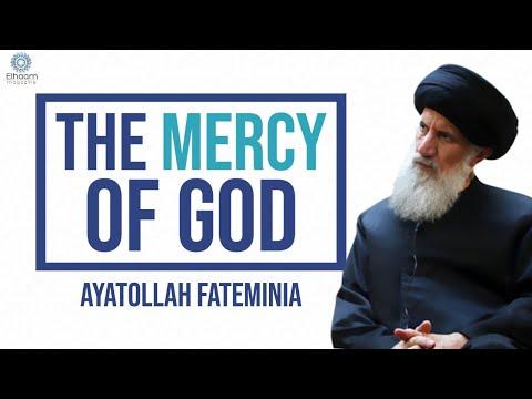 [Clip]The Mercy of God | Ayatollah Fateminia Farsi Sub English