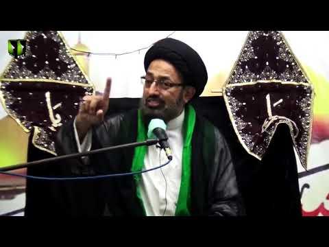 [Majlis] Topic: Quran, Nojawan Or Imam -e- Zamana (atfs) | H.I Syed Sadiq Raza Taqvi | Urdu