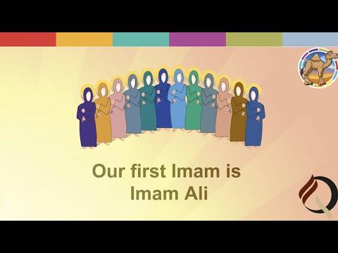 [Poem of Q Fatima] Twelve Imams | English