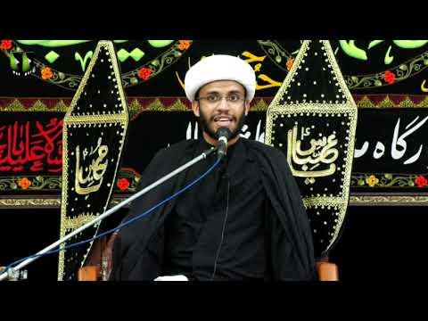 [Majlis 3] Adal Wa Ehsaan -e- Ali (as) | Ayaam-e-Shahadat Imam Ali (as) | Moulana Hadi Wilayati | Urdu